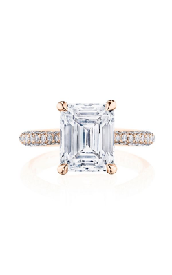 Tacori RoyalT Engagement ring HT2673EC10X8PK product image