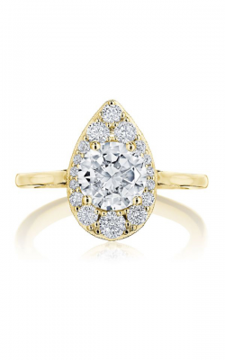 Tacori Inflori Engagement ring HT2575RDPS7Y product image