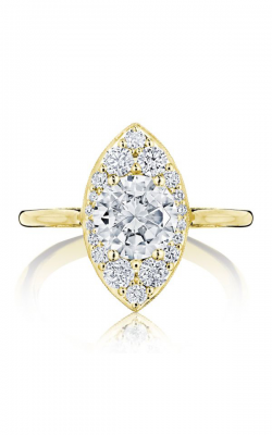 Tacori Inflori Engagement ring HT2575RDMQ7Y product image