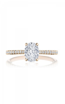Tacori Simply Tacori Engagement ring 2671OV75X55PK product image