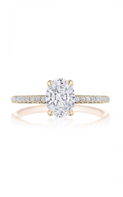 Tacori Simply Tacori Engagement ring 267015OV8X6PK product image