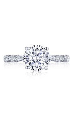 Tacori Petite Crescent Engagement ring HT2559RD7W product image