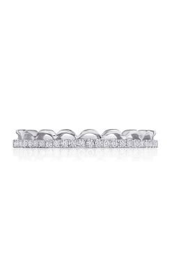 Tacori Crescent Crown Wedding Band 2674B34