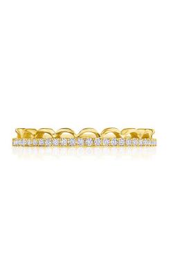 Tacori Crescent Crown Wedding Band 2674B34Y