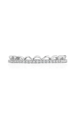 Tacori Crescent Crown Wedding band 2674BETW product image