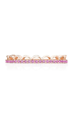 Tacori Crescent Crown Wedding Band 2674B12PKSPK product image