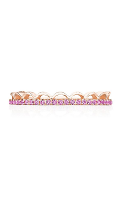 Tacori Crescent Crown Wedding band 2674B34PKSPK product image
