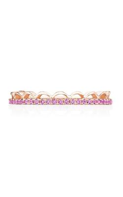 Tacori Crescent Crown Wedding band 2674BETPKSPK product image