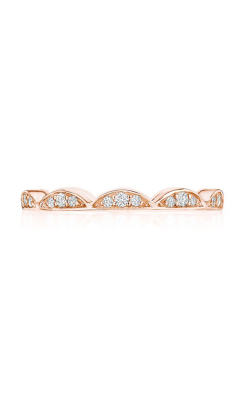 Tacori Crescent Crown Wedding band 2675BETPK product image