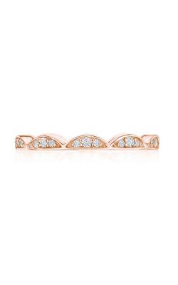Tacori Crescent Crown Wedding band 2675BETPK product image
