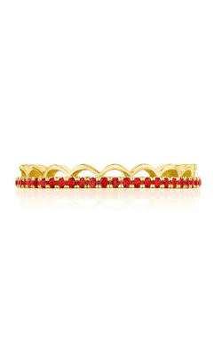 Tacori Crescent Crown Wedding band 2674B34RBY product image