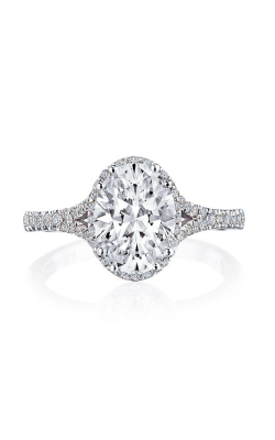 Tacori Dantela Engagement Ring 2672OV95X7W product image