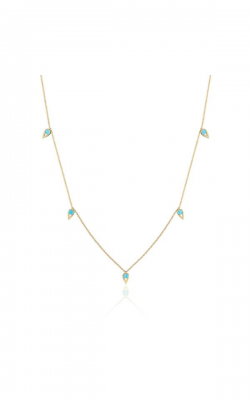 Tacori Petite Gemstones Necklace SN24448FY product image