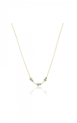 Tacori Petite Gemstones Necklace SN24133FY product image