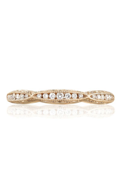 Tacori Classic Crescent Wedding Band 2645B12PK