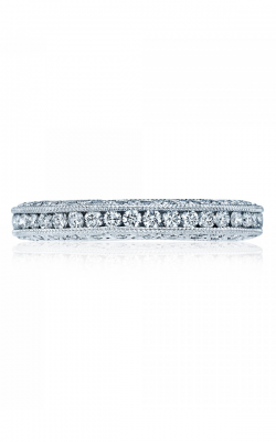 Tacori Classic Crescent Wedding Band HT2326B W
