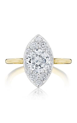 Tacori Inflori Engagement ring HT2577RDMQ7YW product image