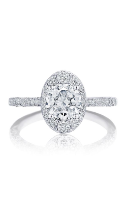 Tacori Inflori Engagement ring HT2576RDOV65 product image