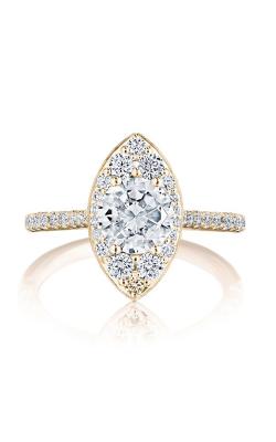 Tacori Inflori Engagement ring HT2576RDMQ6PK product image