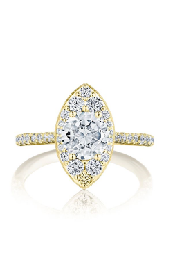 Tacori Inflori Engagement ring HT2576RDMQ6Y product image