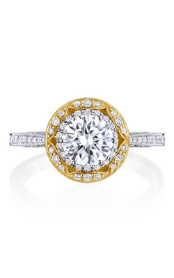 Tacori Crescent Chandelier Engagement ring HT2570RD65Y product image