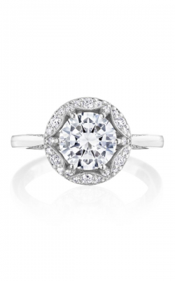Tacori Crescent Chandelier Engagement Ring HT2567RD75