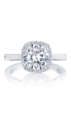 Tacori Coastal Crescent Engagement Ring P1012CU8FW product image