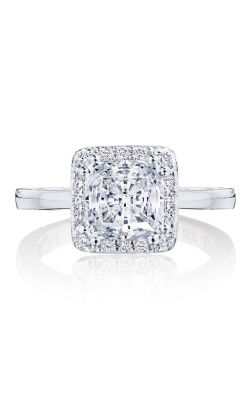 Tacori Coastal Crescent Engagement ring P1012PR7FW product image