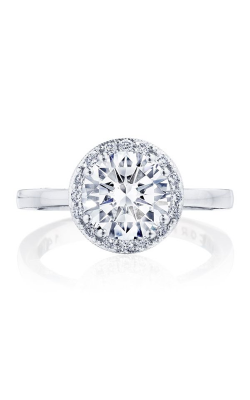 Tacori Coastal Crescent engagement ring P1012RD8FPK product image
