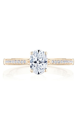 Tacori Coastal Crescent Engagement ring P102OV7X5FPK product image