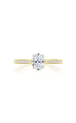 Tacori Coastal Crescent Engagement ring P102OV7X5FY product image