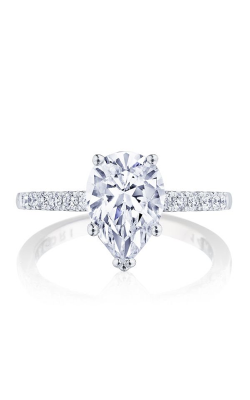 Tacori Coastal Crescent Engagement Ring P1042PS10X7FW product image