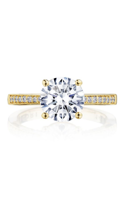 Tacori Coastal Crescent Engagement Ring P1022RD8FW product image