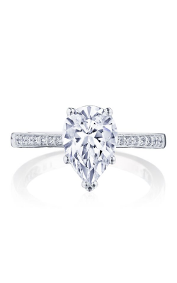 Tacori Coastal Crescent engagement ring P1022PS10X7FW product image