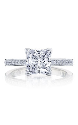 Tacori Coastal Crescent engagement ring P1022PR7FW product image