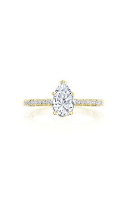 Tacori Coastal Crescent Engagement Ring P104PS85X55FY product image