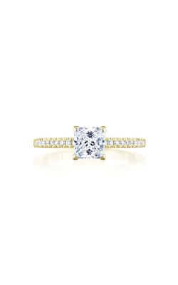Tacori Coastal Crescent Engagement ring P104PR55FY product image