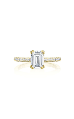 Tacori Coastal Crescent Engagement ring P104EC75X55FY product image