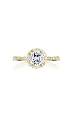 Tacori Coastal Crescent Engagement ring P103RD65FY product image