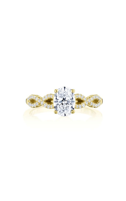 Tacori Coastal Crescent Engagement ring P105OV75X55FY product image