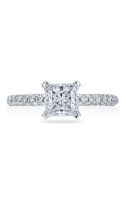 Tacori Petite Crescent Engagement ring HT2545PR65W product image