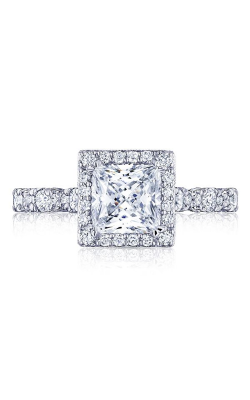 Tacori Petite Crescent Engagement ring HT2560PR55W product image