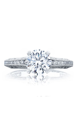 Tacori Reverse Crescent Engagement ring 2617RD7 product image