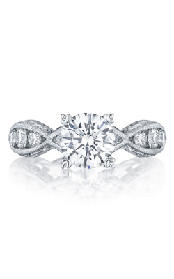 Tacori Classic Crescent Engagement ring 2644RD7512W product image