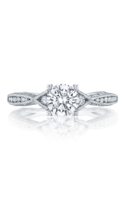 Tacori Classic Crescent Engagement ring 2645RD612W product image