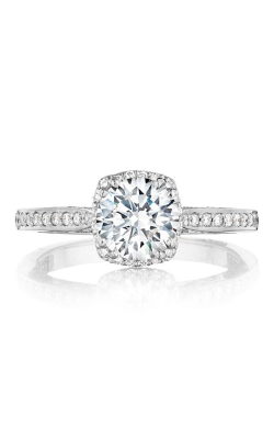 Tacori Dantela Engagement ring 2620RDSMPW product image