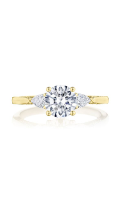 Tacori Simply Tacori engagement ring 2668RD65Y product image