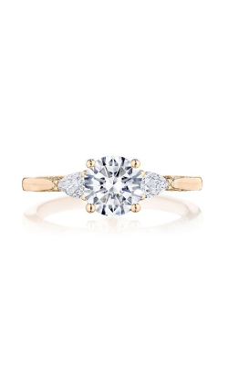Tacori Simply Tacori Engagement ring 2668RD65PK product image