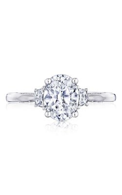 Tacori Simply Tacori Engagement ring 2658OV75X55W product image