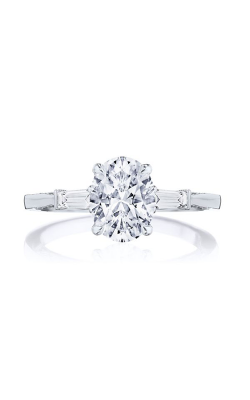 Tacori Simply Tacori Engagement ring 2669OV85X65W product image